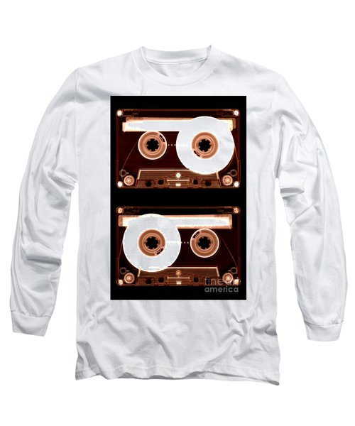 Cassette Tapes Long Sleeve T-Shirt