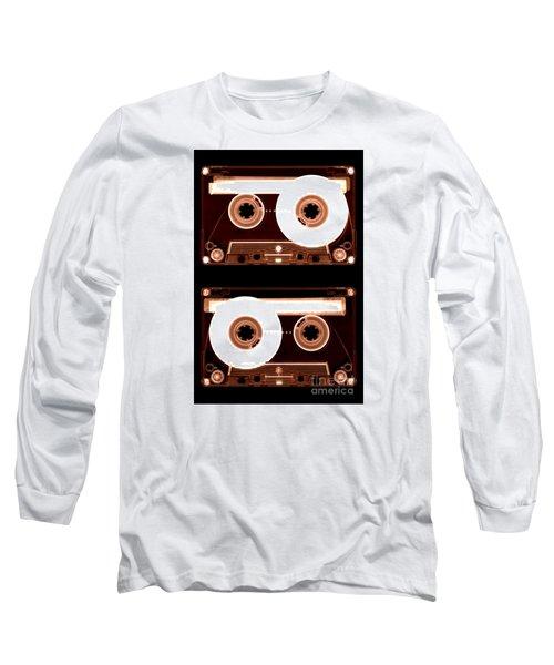 Cassette Tapes Long Sleeve T-Shirt
