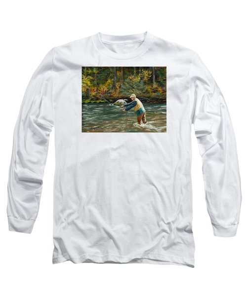 Cast Away Long Sleeve T-Shirt
