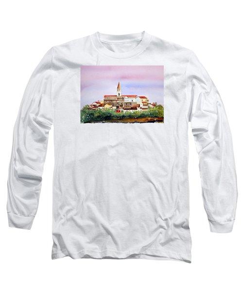 Castelnuovo Della Daunia Long Sleeve T-Shirt
