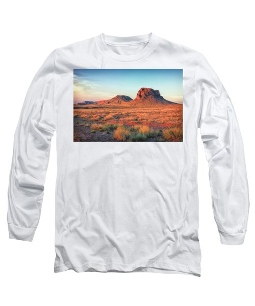 Castle Butte Long Sleeve T-Shirt