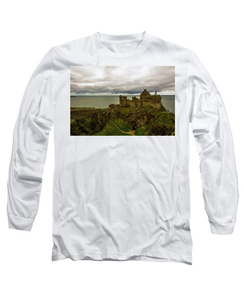 Castle By The Sea Long Sleeve T-Shirt