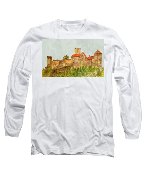Castle Hardegg Long Sleeve T-Shirt