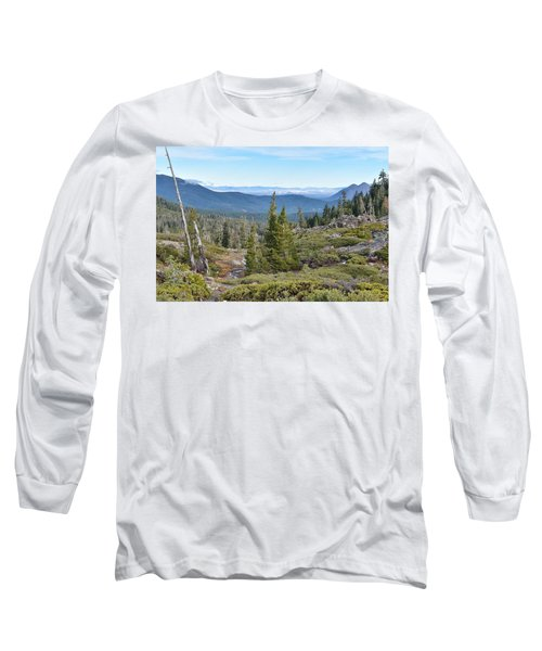 Castle Lake Trail Long Sleeve T-Shirt