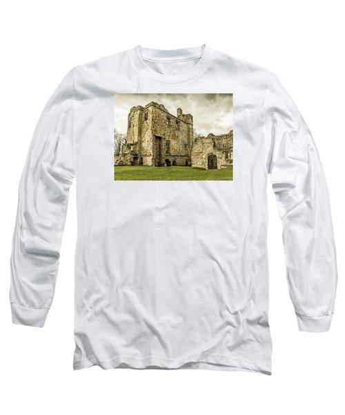 Castle Of Ashby Long Sleeve T-Shirt