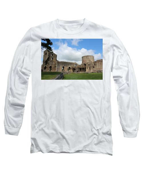 Castle Ruins Long Sleeve T-Shirt