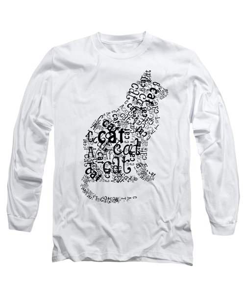 Cat Noir Long Sleeve T-Shirt