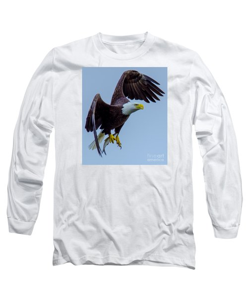 Catch Of The Day Long Sleeve T-Shirt by Jeff at JSJ Photography