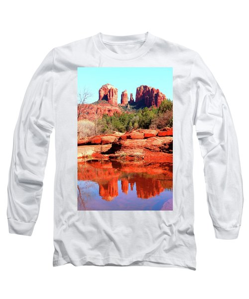 Cathedral Reflections 2 Long Sleeve T-Shirt