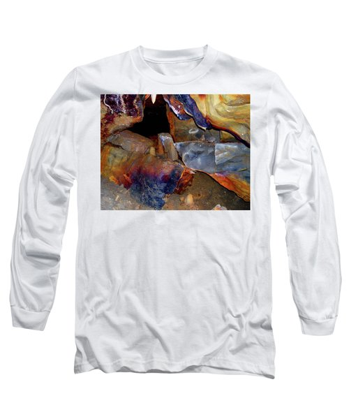Cave Gems Long Sleeve T-Shirt