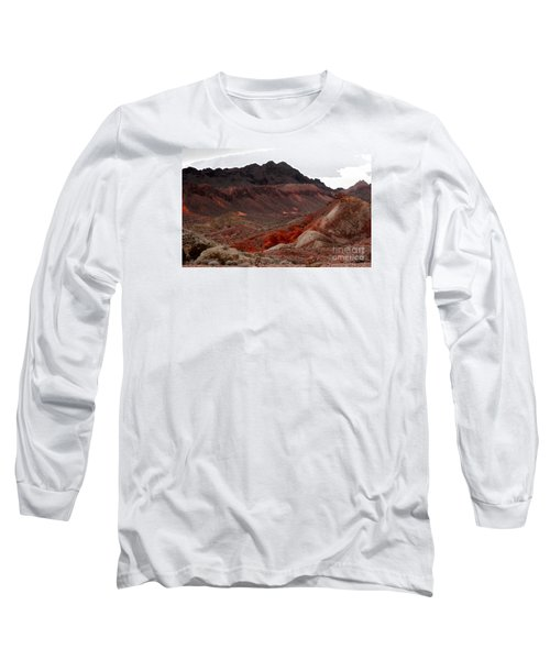 Cayenne Long Sleeve T-Shirt