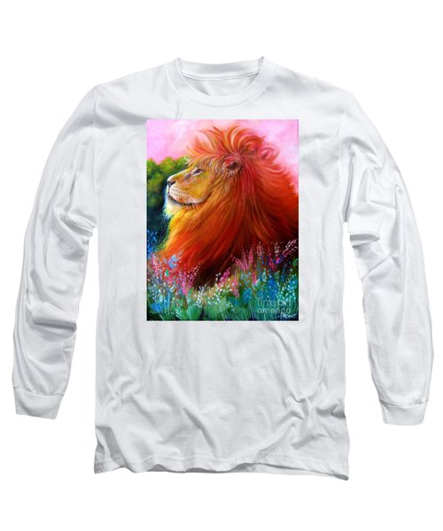 Cecil  Long Sleeve T-Shirt by Patrice Torrillo