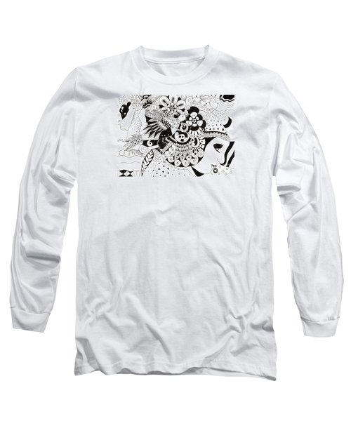 Ceilings And Floors 1 Long Sleeve T-Shirt