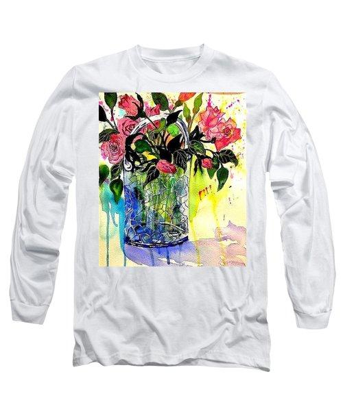 Cecile Brunner's Long Sleeve T-Shirt