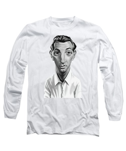Celebrity Sunday - Robert Mitchum Long Sleeve T-Shirt