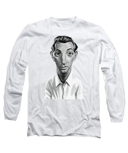Celebrity Sunday - Robert Mitchum Long Sleeve T-Shirt