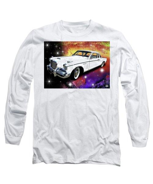 Celestial Hawk Long Sleeve T-Shirt