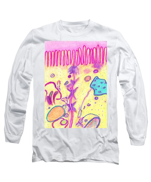 Cellular Environment Long Sleeve T-Shirt