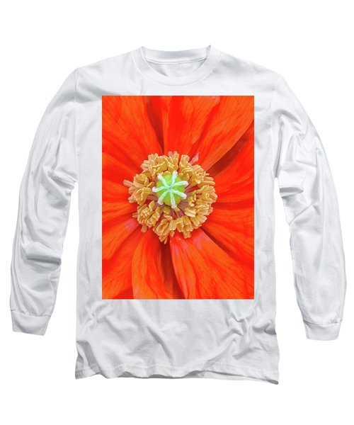 Center Of The Universe Long Sleeve T-Shirt by Bruce Carpenter