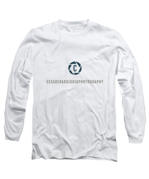 Cesarebargiggiaphotography Long Sleeve T-Shirt