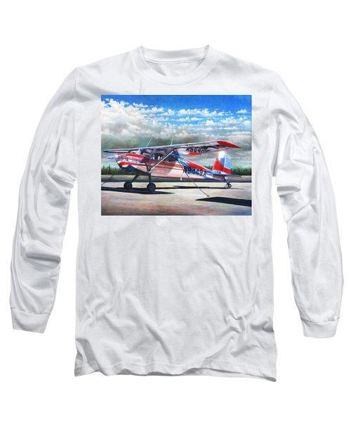 Cessna 140 Long Sleeve T-Shirt