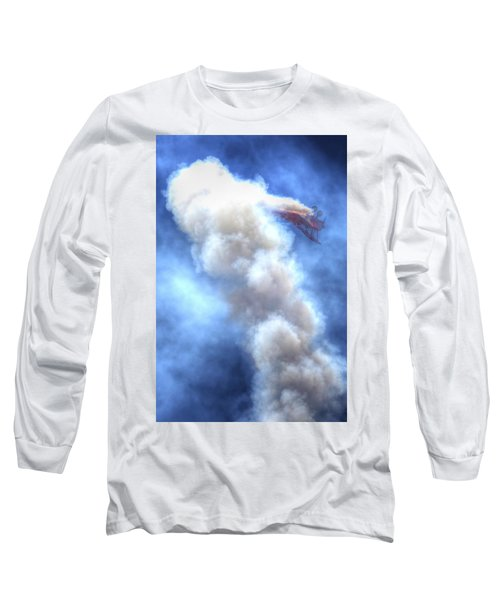 Challenge The Four Forces Long Sleeve T-Shirt
