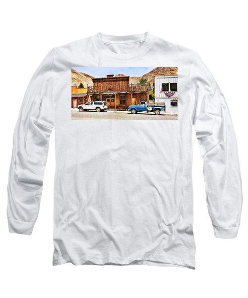 Challis, Idaho Long Sleeve T-Shirt
