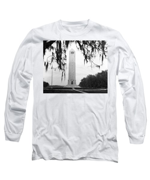 Chalmette Battlefield Monument  Long Sleeve T-Shirt