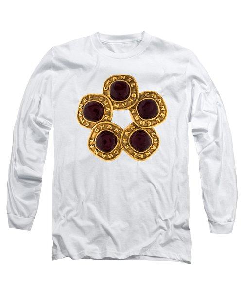 Chanel Jewelry-10 Long Sleeve T-Shirt