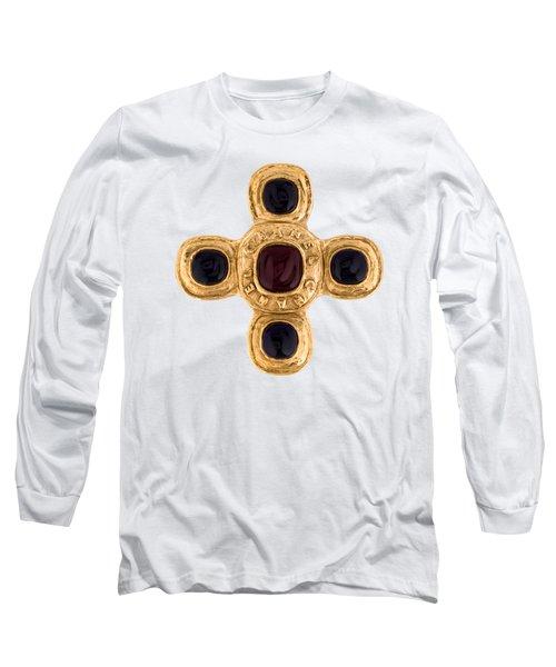 Chanel Jewelry-12 Long Sleeve T-Shirt