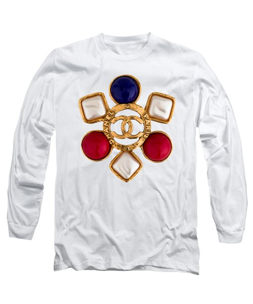 Chanel Jewelry-14 Long Sleeve T-Shirt
