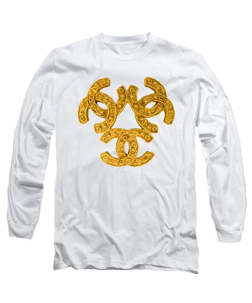 Chanel Jewelry-15 Long Sleeve T-Shirt