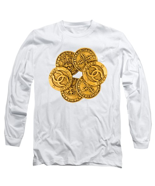 Chanel Jewelry-3 Long Sleeve T-Shirt
