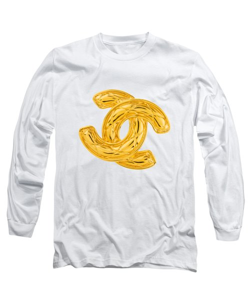 Chanel Jewelry-4 Long Sleeve T-Shirt