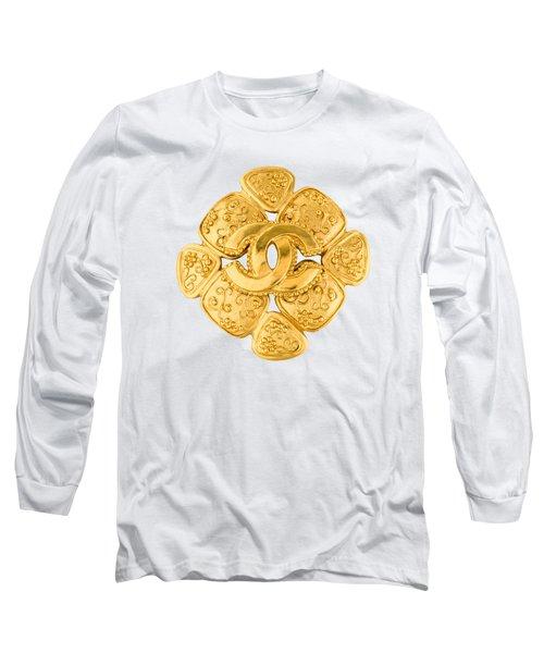 Chanel Jewelry-5 Long Sleeve T-Shirt