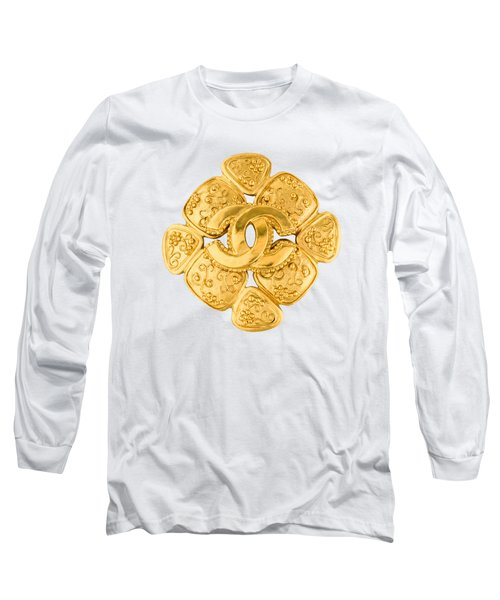 Chanel Jewelry-5 Long Sleeve T-Shirt