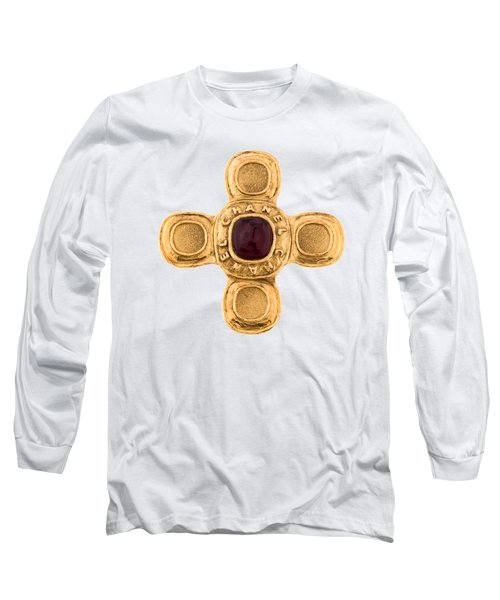 Chanel Jewelry-6 Long Sleeve T-Shirt