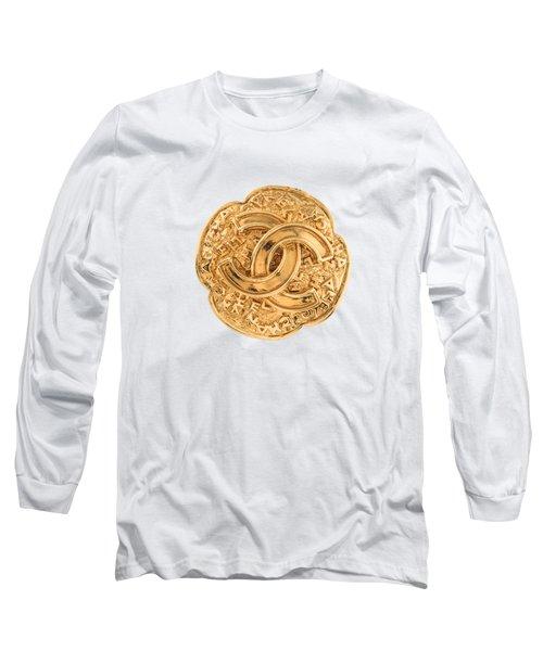 Chanel Jewelry-7 Long Sleeve T-Shirt
