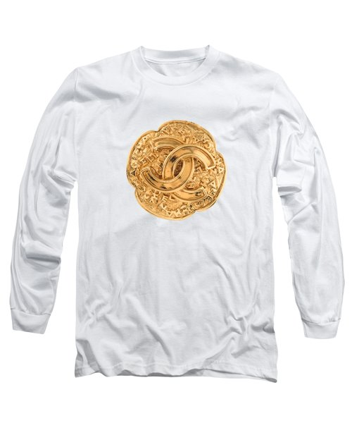 Chanel Jewelry-7 Long Sleeve T-Shirt