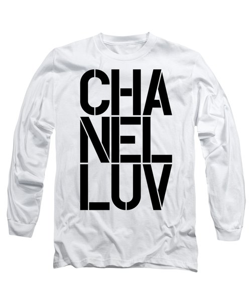 Chanel Luv-1 Long Sleeve T-Shirt