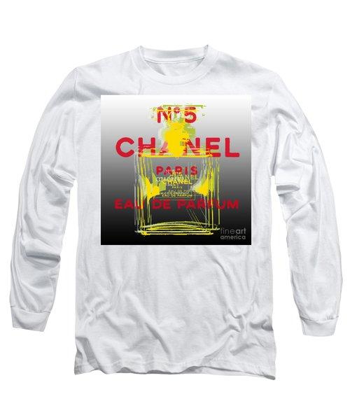 Chanel  No. 5 Pop Art - #1 Long Sleeve T-Shirt