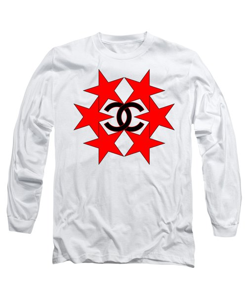 Chanel Stars-14 Long Sleeve T-Shirt