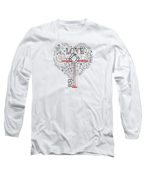 Change, My Heart Lord Long Sleeve T-Shirt