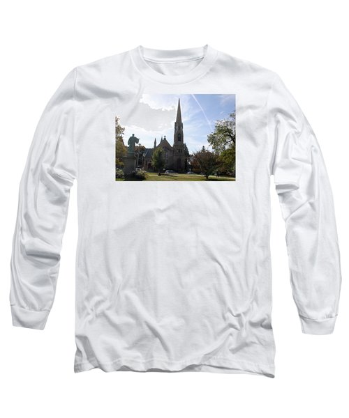 Channing Memorial Church Long Sleeve T-Shirt