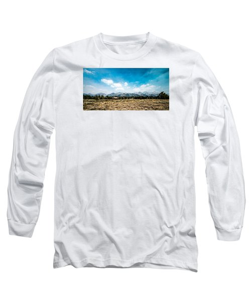 Chapel Of The Transfiguration Long Sleeve T-Shirt by Cathy Donohoue