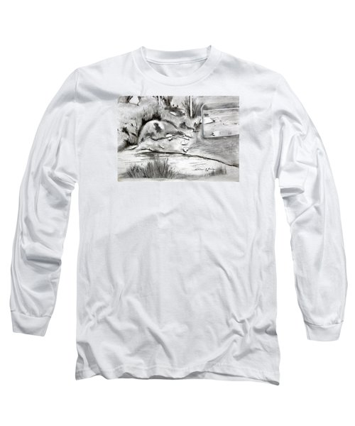 Pat's Field Long Sleeve T-Shirt