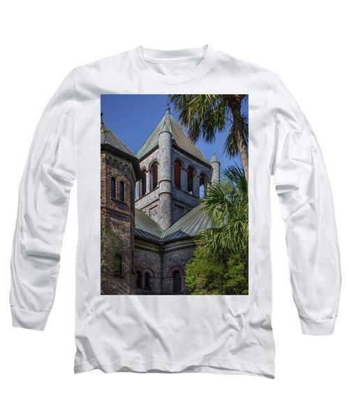 Charleston Historic Church Long Sleeve T-Shirt