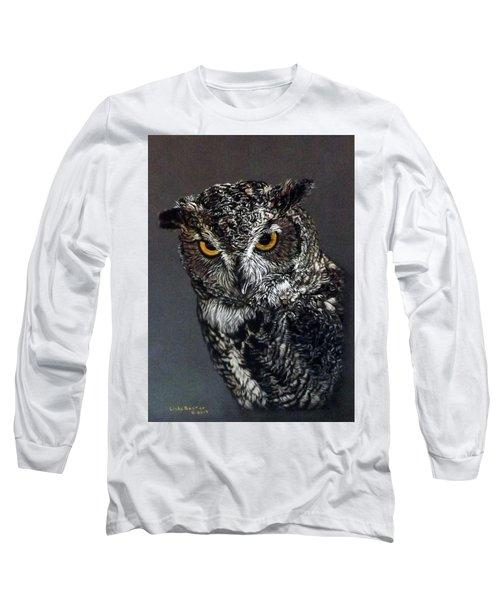 Charley Long Sleeve T-Shirt by Linda Becker