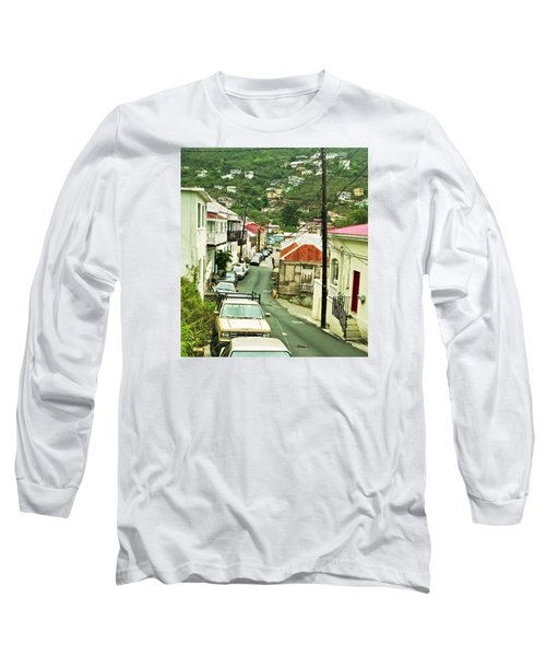 Charlotte Amalie Neighborhood Long Sleeve T-Shirt