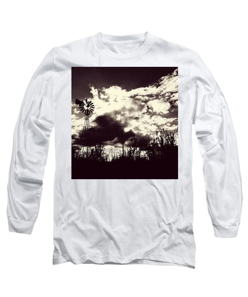 Chasing Windmills Long Sleeve T-Shirt